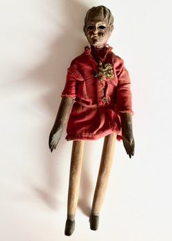Antique Ajitz Puppet